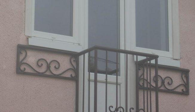 Балкон декоративный для цветов